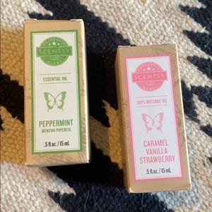 Scentsy Natural Oil Duo